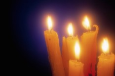 Burning Candles ca. 2000