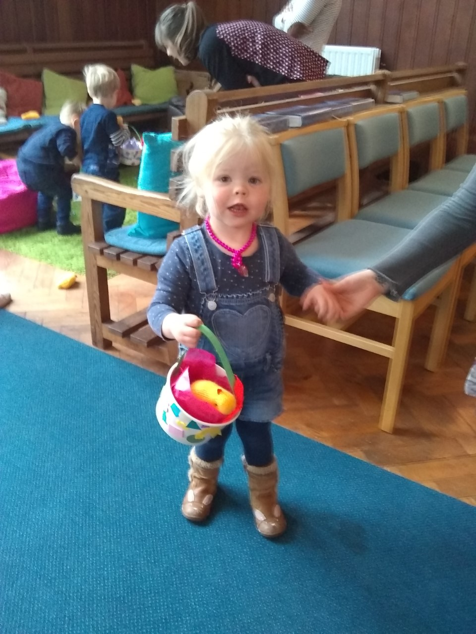 easter toddler 1